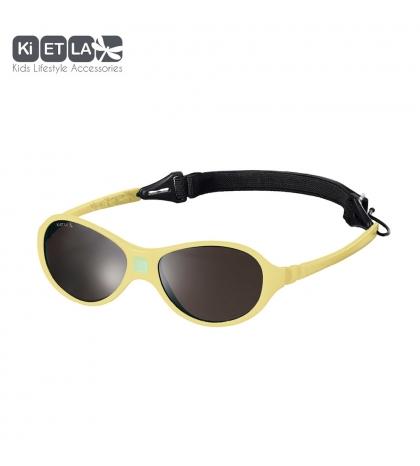 Slnečné okuliare KiETLA JokaKi 12-30 m - žltá