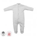 Dojčenský overal veľkosť 56 sivý 391 Cambrass