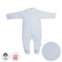 Dojčenský overal veľkosť 56 modrý 703 Cambrass