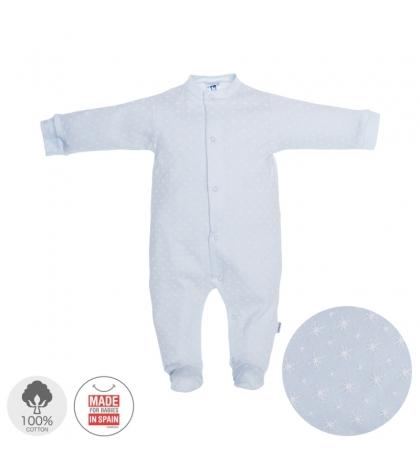 Dojčenský overal veľkosť 62 modrý 703 Cambrass