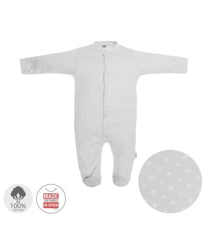 Dojčenský overal veľkosť 56 sivý 703 Cambrass