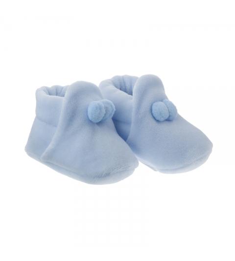 Detské topánočky veľkosť 17 modré CAMBRASS