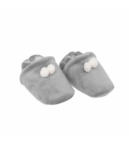 Detské topánočky veľkosť 18 sivé CAMBRASS