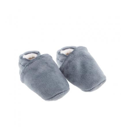 Detské topánočky veľkosť 17 tmavo sivé CAMBRASS