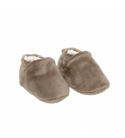 CAMBRASS detské topánočky veľkosť 18 hnedé