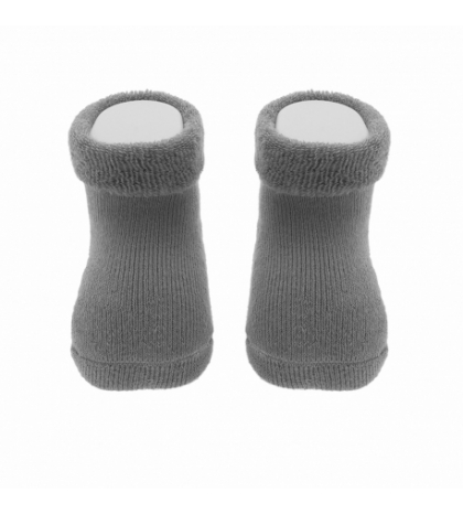 CAMBRASS detské ponožky 1/16 sivé