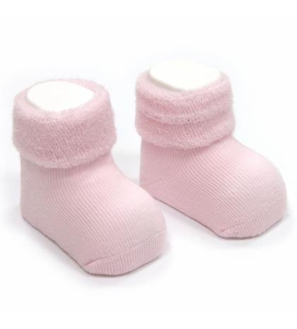 Detské ponožky 17/18 ružové CAMBRASS