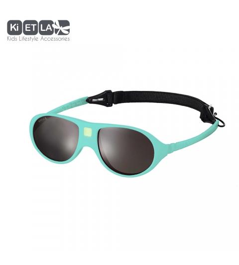 Slnečné okuliare KiETLA JokaKi 12-30 m - mentolová