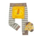 Zoocchini Set legínky a ponožky LEV 12-18