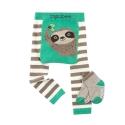 Zoocchini Set legínky a ponožky LEŇOCHOD 6-12