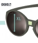 Slnečné okuliare KiETLA JokaKids 4 -6 rokov - pávia modrá