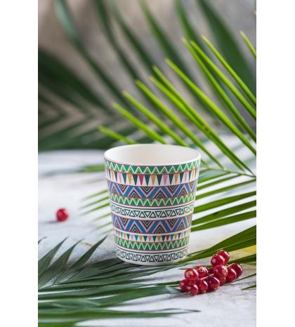 Tommy Lise Bambusový pohárik Ethnic Festive
