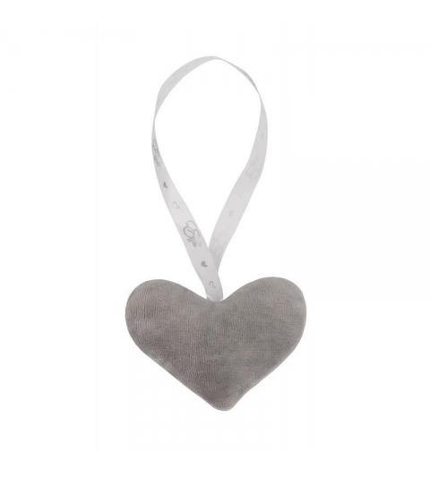 Effiki Levanduľové srdce sivé