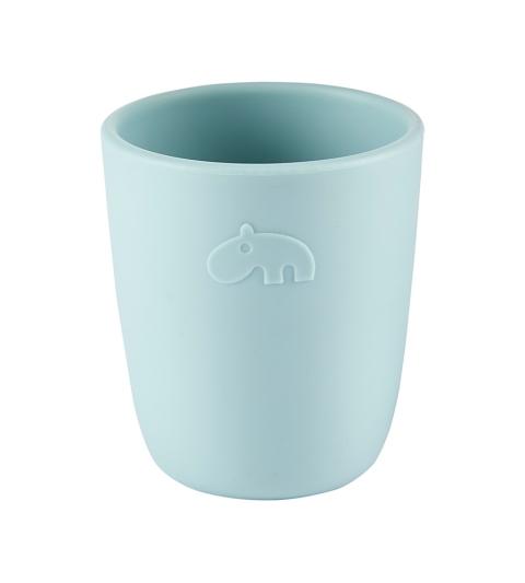 Done by Deer silikónový pohárik modrý