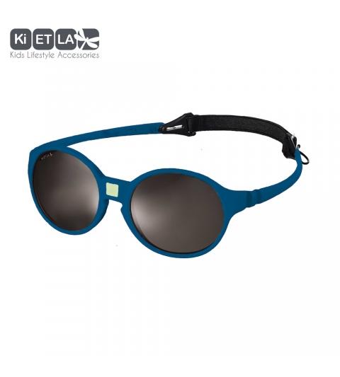Slnečné okuliare KiETLA JokaKids 4 -6 rokov - kráľovská modrá