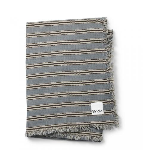 Elodie Details bavlnená deka Sandy Stripe