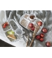 delený tanier bodka sivý Done by Deer