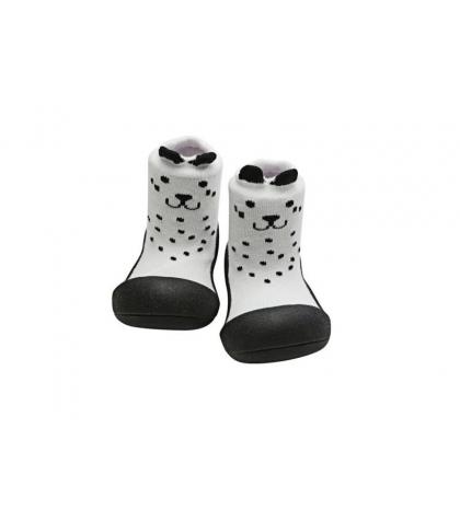 Attipas Detské topánočky veľkosť M Cutie white