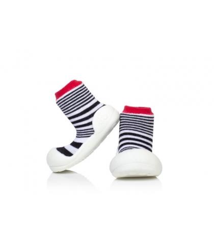Attipas Detské topánočky veľkosť M Urban Red