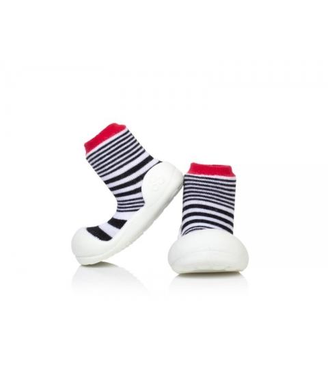 Attipas Detské topánočky veľkosť L Urban Red