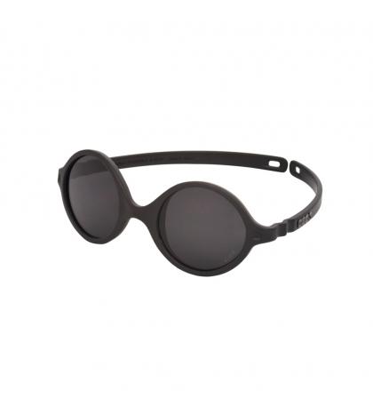 KiETLA slnečné okuliare DIABOLA 0-1 rok black