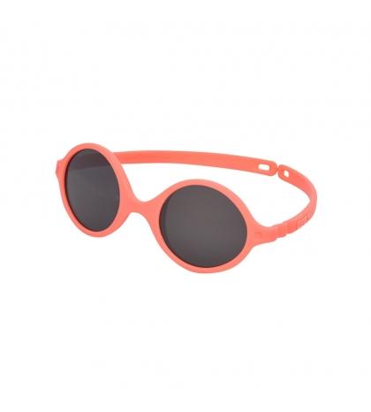 KiETLA slnečné okuliare DIABOLA 0-1 rok grapefruit