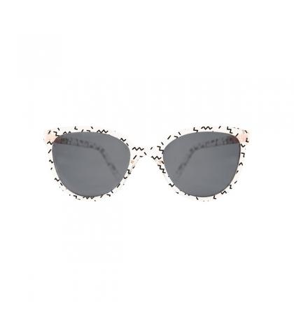 KiETLA CraZyg-Zag slnečné okuliare RoZZ 4-6 rokov zigzag