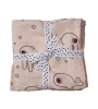 Done by Deer Mušelínové plienky 120x120 2 kusy sea friends ružové