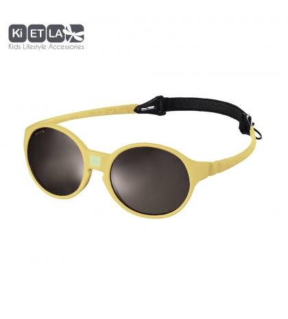 Slnečné okuliare KiETLA JokaKids 4 -6 rokov - žltá