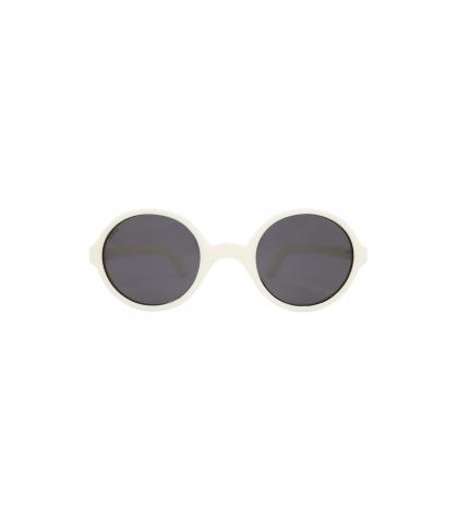 KiETLA slnečné okuliare ROZZ 2-4 roky white