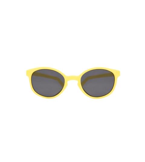 KiETLA slnečné okuliare WaZZ 2-4 roky yellow