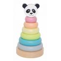 Jabadabado Skladacia pyramída panda