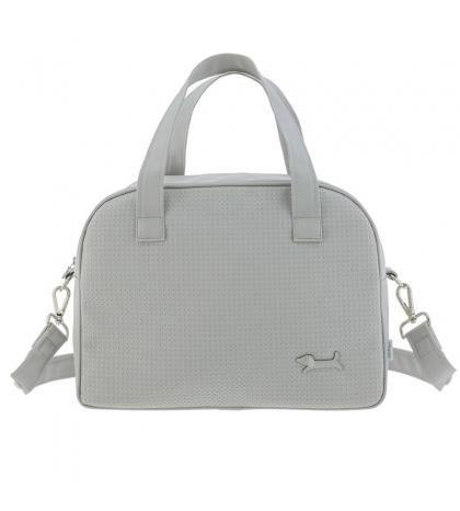Materská taška 18 x 44 x 33 cm Prome PARIS sivá Cambrass