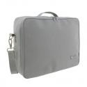 Materská taška-kufor 12 x 47 x 36 cm Clinic  PARIS sivá  Cambrass