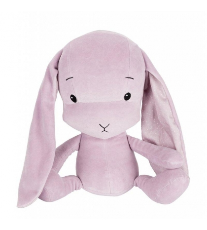 Effik Bunny by M. Socha veľkosť S - matná ružová + bodky