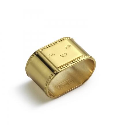 Elodie Details Krúžok na obrúsok EAT Matt gold/Brass