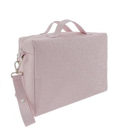 Materská taška 16x41,5x29 cm Tabela  ELITE ružová Cambrass