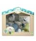 Darčekový set knižka + hračka sloník Alvin