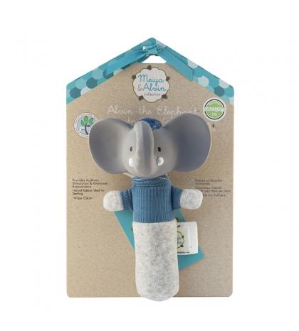 Pískatko / hryzátko slon Alvin