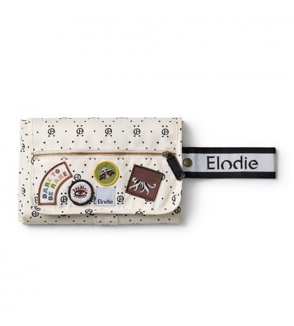 Elodie Details Príručná prebaľovacia podložka Monogram