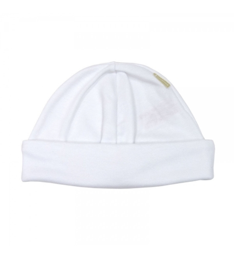 Kojenecká čiapočka veľkosť 62 biela, LISO Cambrass