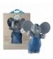 Pískatko / hryzátko sloník Alvin (100% prírodný kaučuk)