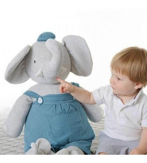 XXL veľká plyšový sloník Alvin