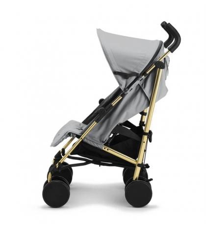 Golfky Stockholm Stroller Golden Grey Elodie Details