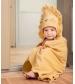osuška Hooded Towel - Sweet Honey Harry Elodie Details