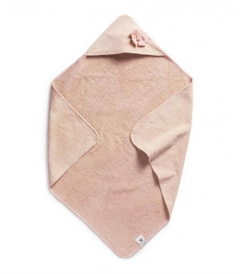 osuška Hooded Towel - Powder Pink Elodie Details