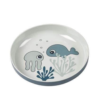 Done by Deer tanier Sea Friends Yummy modrý