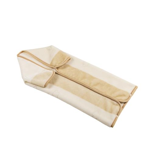 Španielska deka spací vak  BEAR béžová Cambrass
