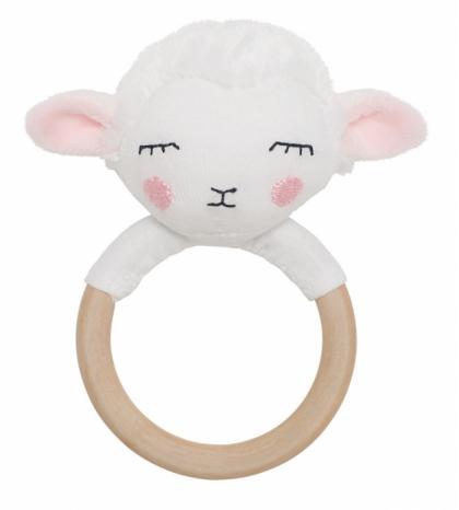 Jabadabado Hrkálka kruh ovečka