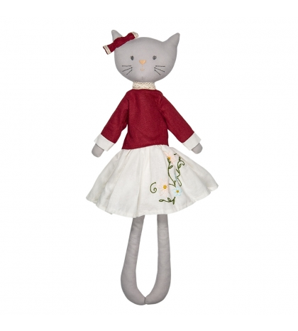 Bonikka Chi Chi ľanová bábika Bellamy macicka